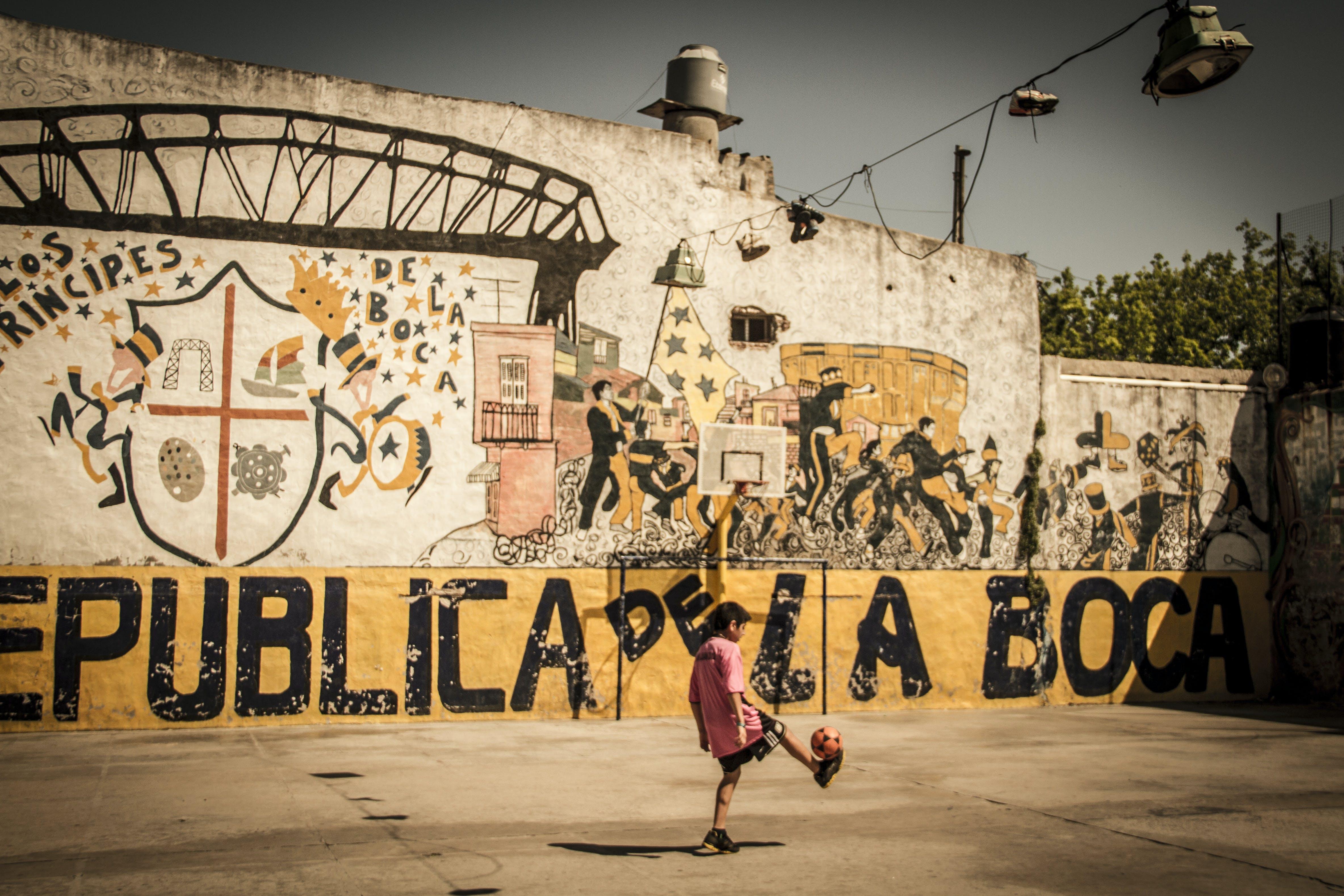 Free stock photo of Argentina, boca, la boca