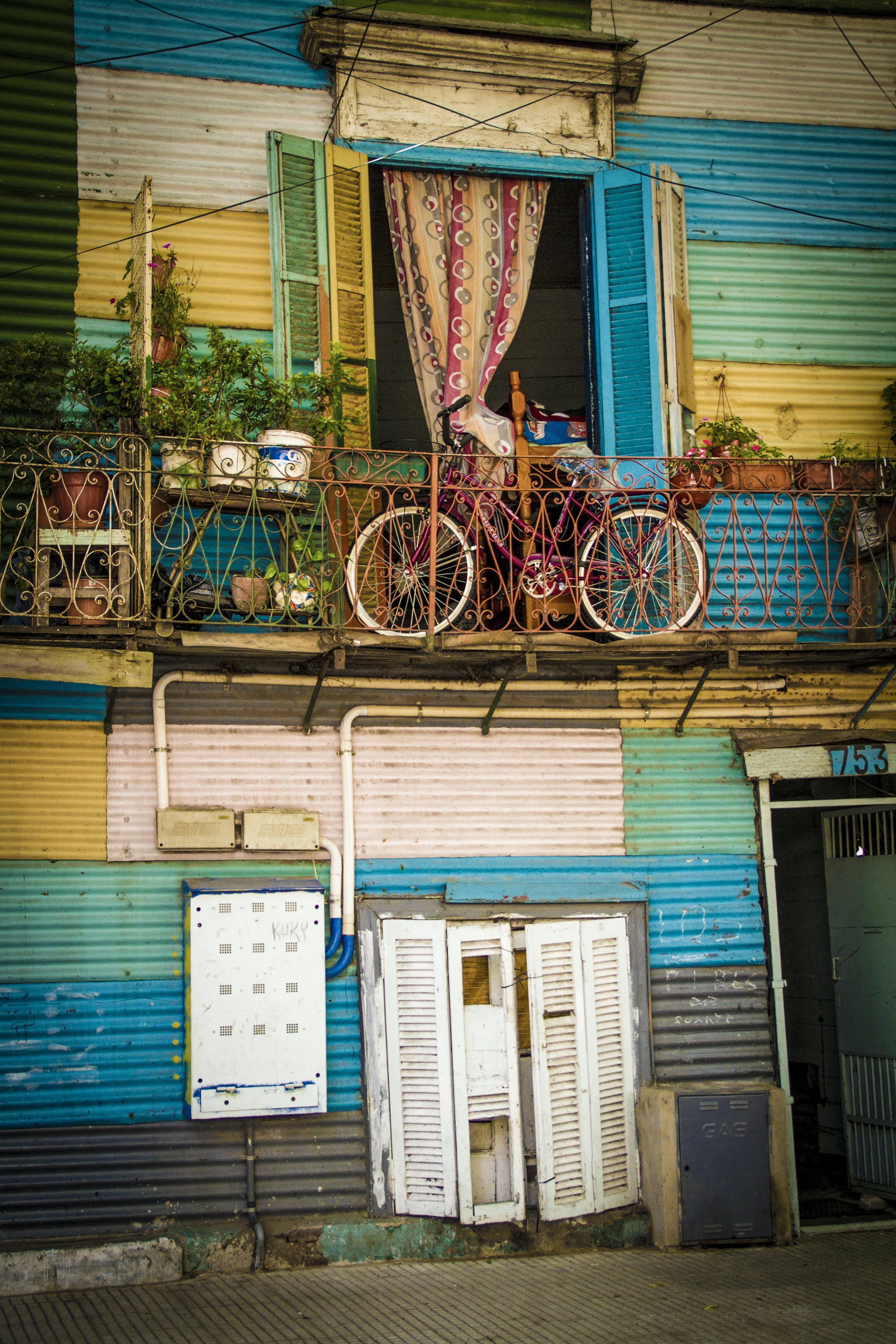 Free stock photo of Argentina, boca, house, urban