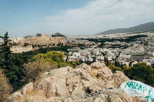 Fotobanka sbezplatnými fotkami na tému akropola, architektúra, budova, cestovať