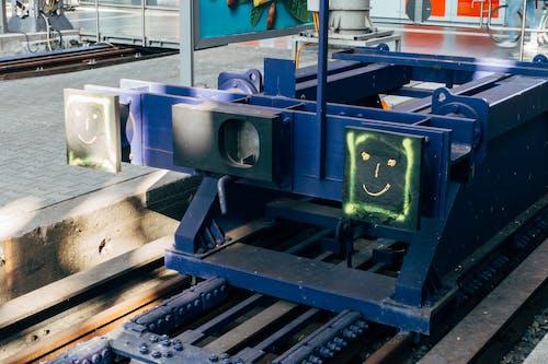 Free stock photo of bahn, block, buffer, deutsche bahn