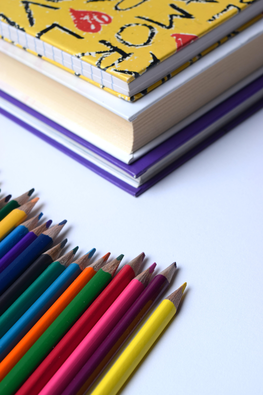 Free stock photo of activity, art, art supplies, back to school