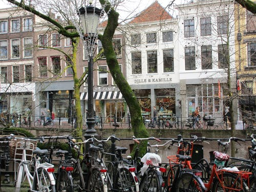 Free stock photo of Utrecht