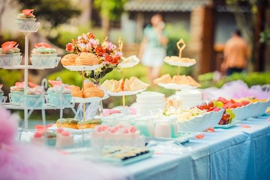 Kostenloses Stock Foto zu essen, party, tisch, früchte