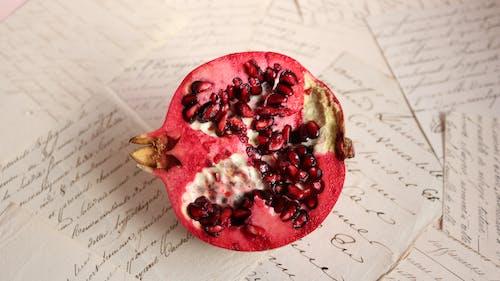 Kostnadsfri bild av frön, frukt, granatäpple