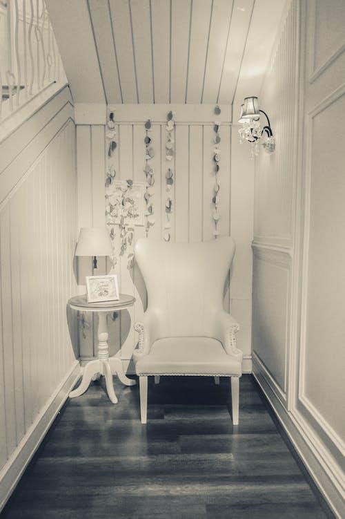 Ảnh lưu trữ miễn phí về ghế bành, trắng, đồ cũ