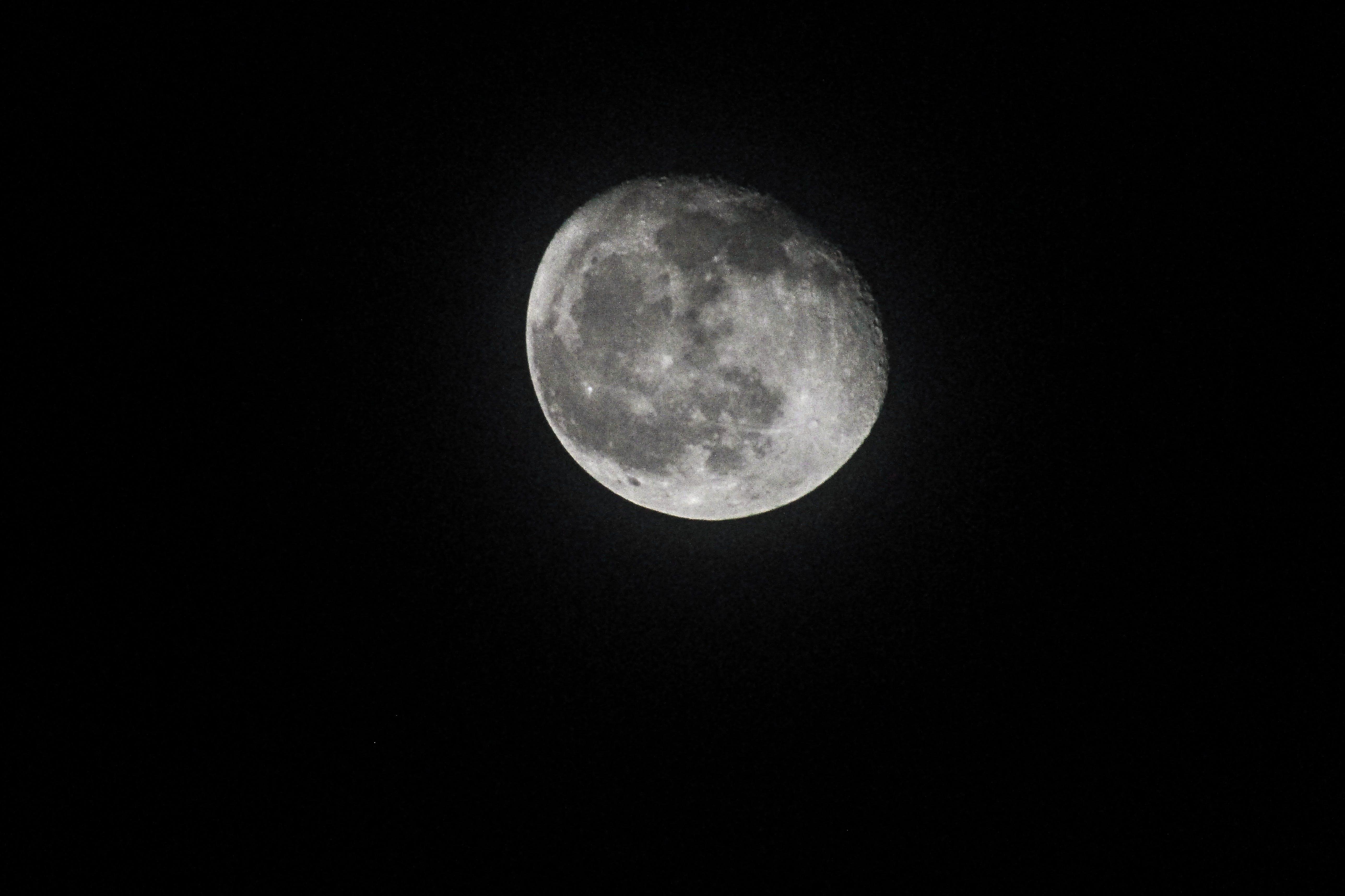 Δωρεάν στοκ φωτογραφιών με επιστήμη, Νύχτα, ουράνιος, σελήνη