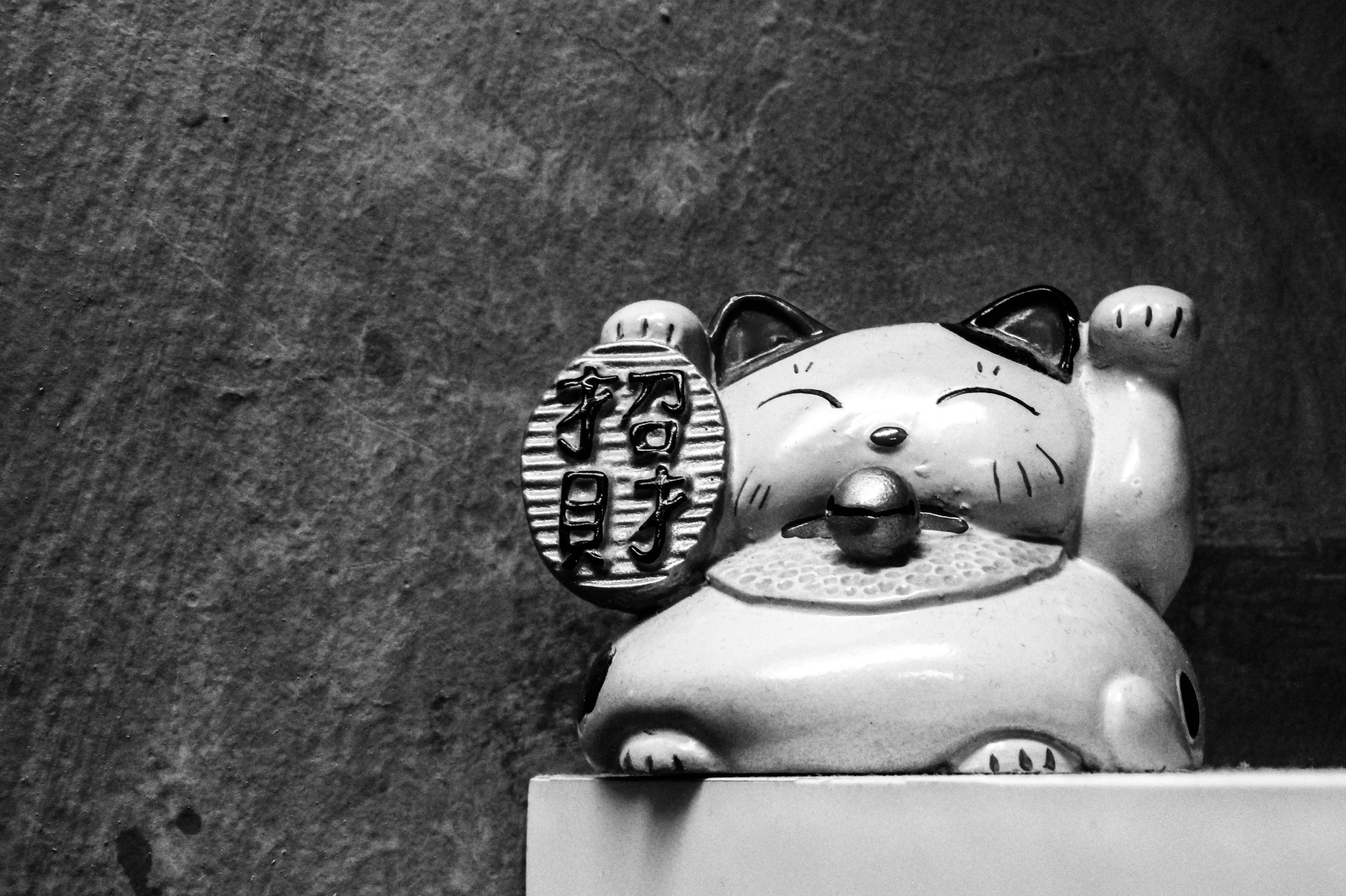 Δωρεάν στοκ φωτογραφιών με Γάτα, Ιαπωνία, νέκο, παραδοσιακός