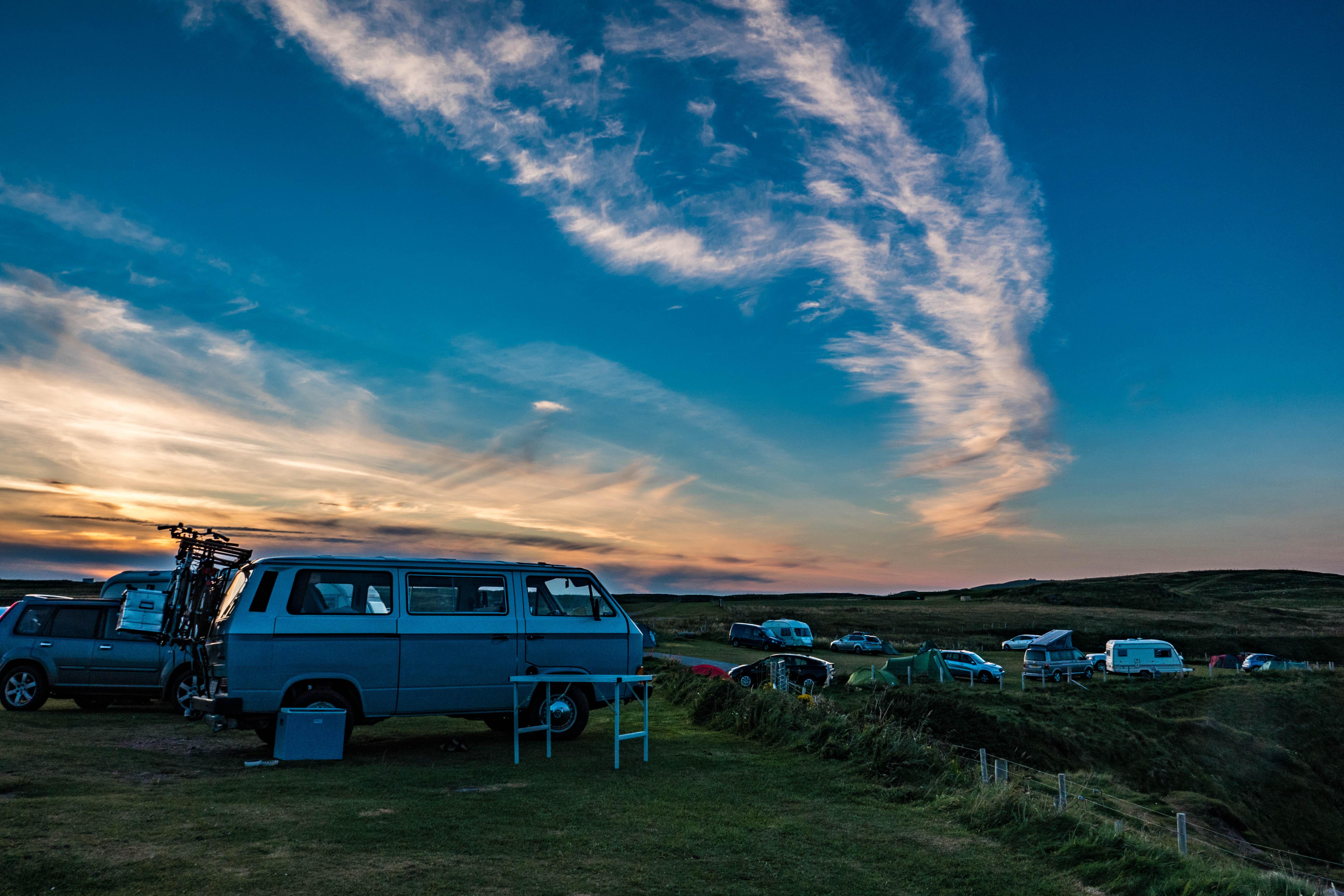 Campervan Ride