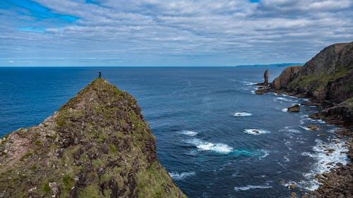 Free stock photo of cliffs, coastline, nc500, old man of stoer