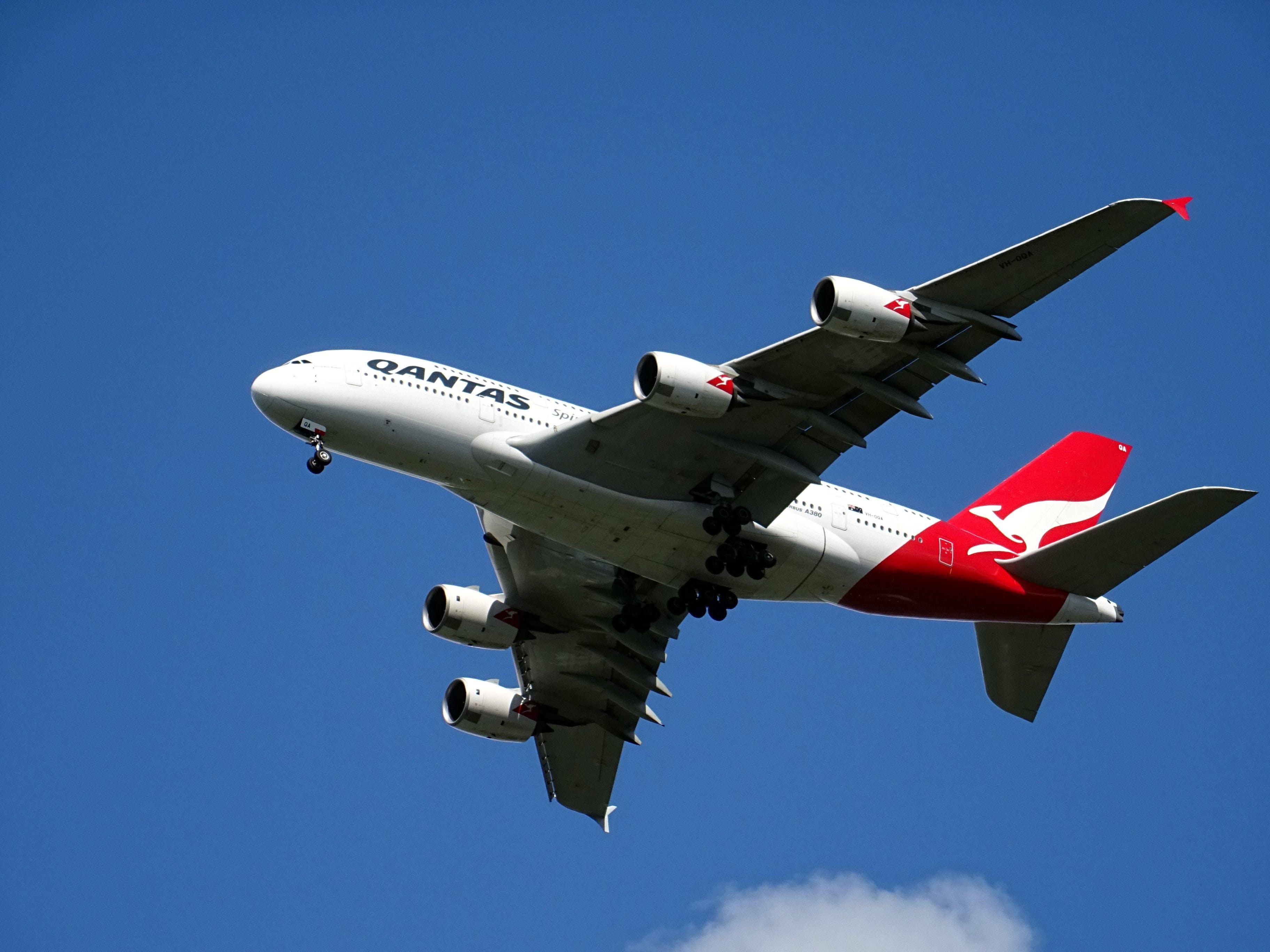 Gantas Airplane
