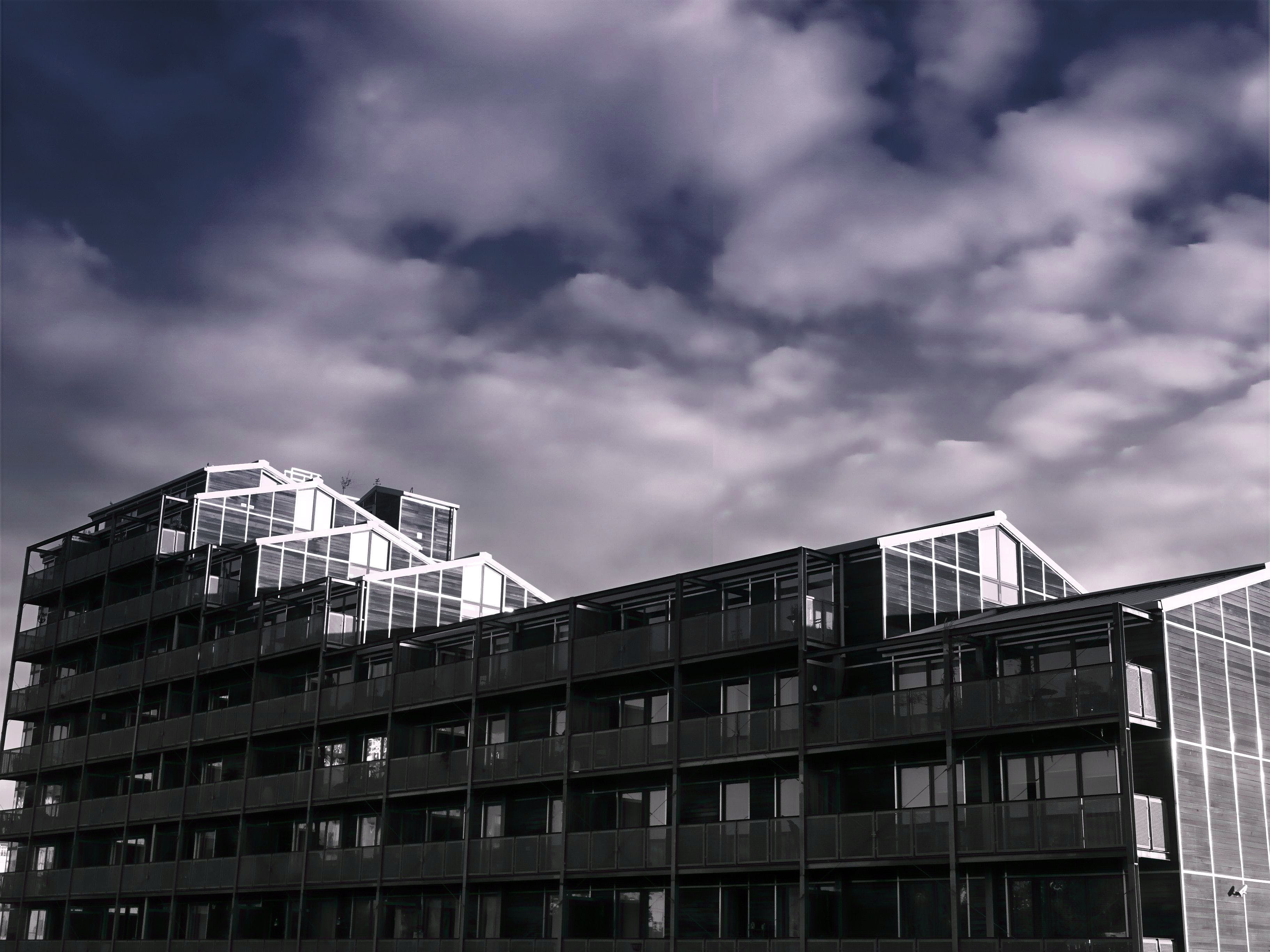 Foto profissional grátis de alto, aparência, apartamentos, arquitetura