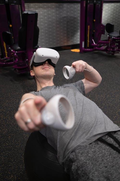 oculus quest 2, VR, vrゴーグルの無料の写真素材