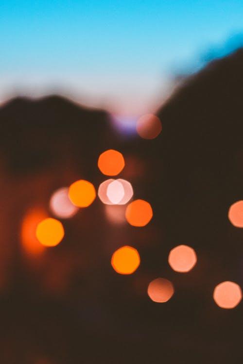 Foto profissional grátis de borrado, céu azul, Instagram, luz de fundo