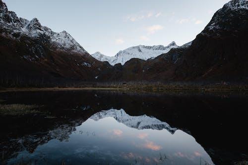 Immagine gratuita di acqua, altopiano, ambiente