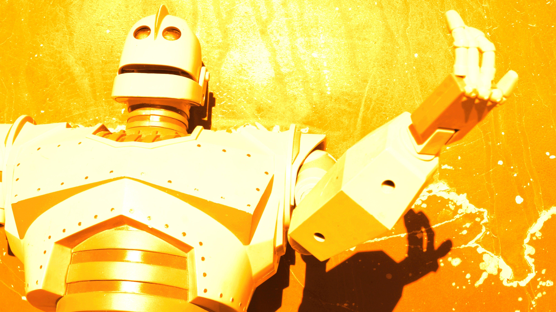 Free stock photo of Gigante Hierro, juguete