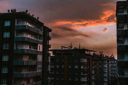 Foto profissional grátis de ao ar livre, céu, crepúsculo
