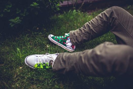 Handmade sneakers II