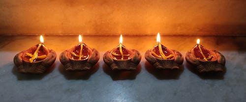 Free stock photo of album cover photos, diwali, diya