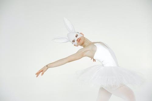 คลังภาพถ่ายฟรี ของ การเต้นรำ, คน, นักบัลเลต์หญิง