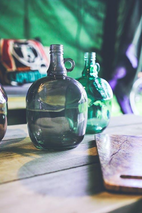 Безкоштовне стокове фото на тему «пляшка, скло, склянка»