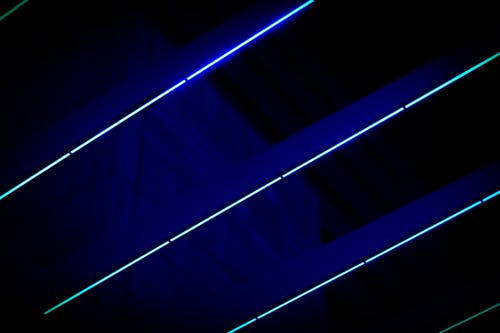 Free stock photo of blue lights, laser, nightclub, party