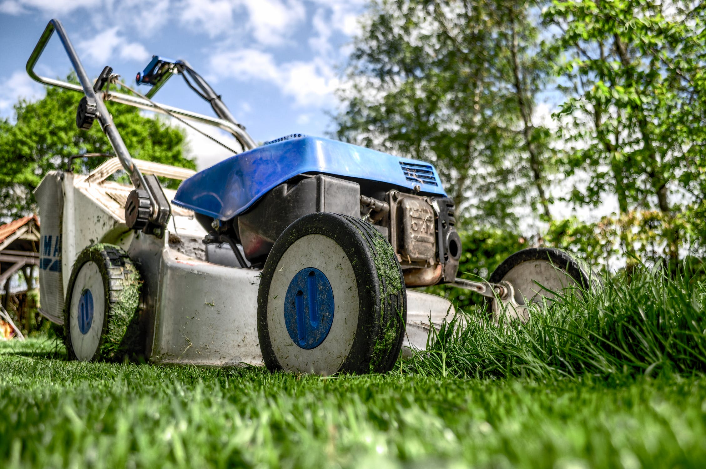 Prepare Your Equipment for Efficient Lawn Care Maintenance This Spring