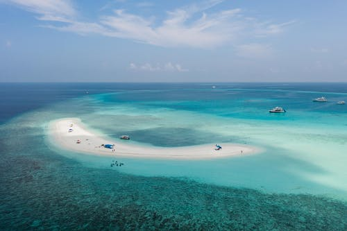 Kostenloses Stock Foto zu ferien, idyllisch, insel, malediven