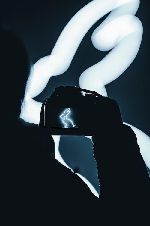 不堅固的, 人, 光 的 免費圖庫相片