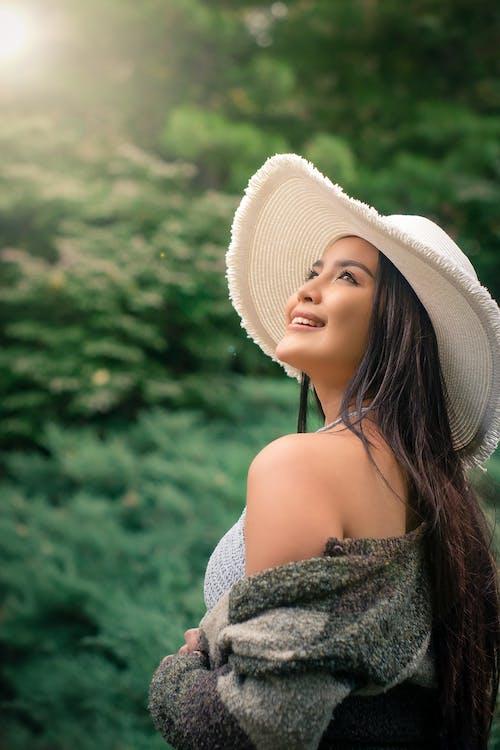 亞洲女人, 亞洲女性, 休息 的 免費圖庫相片