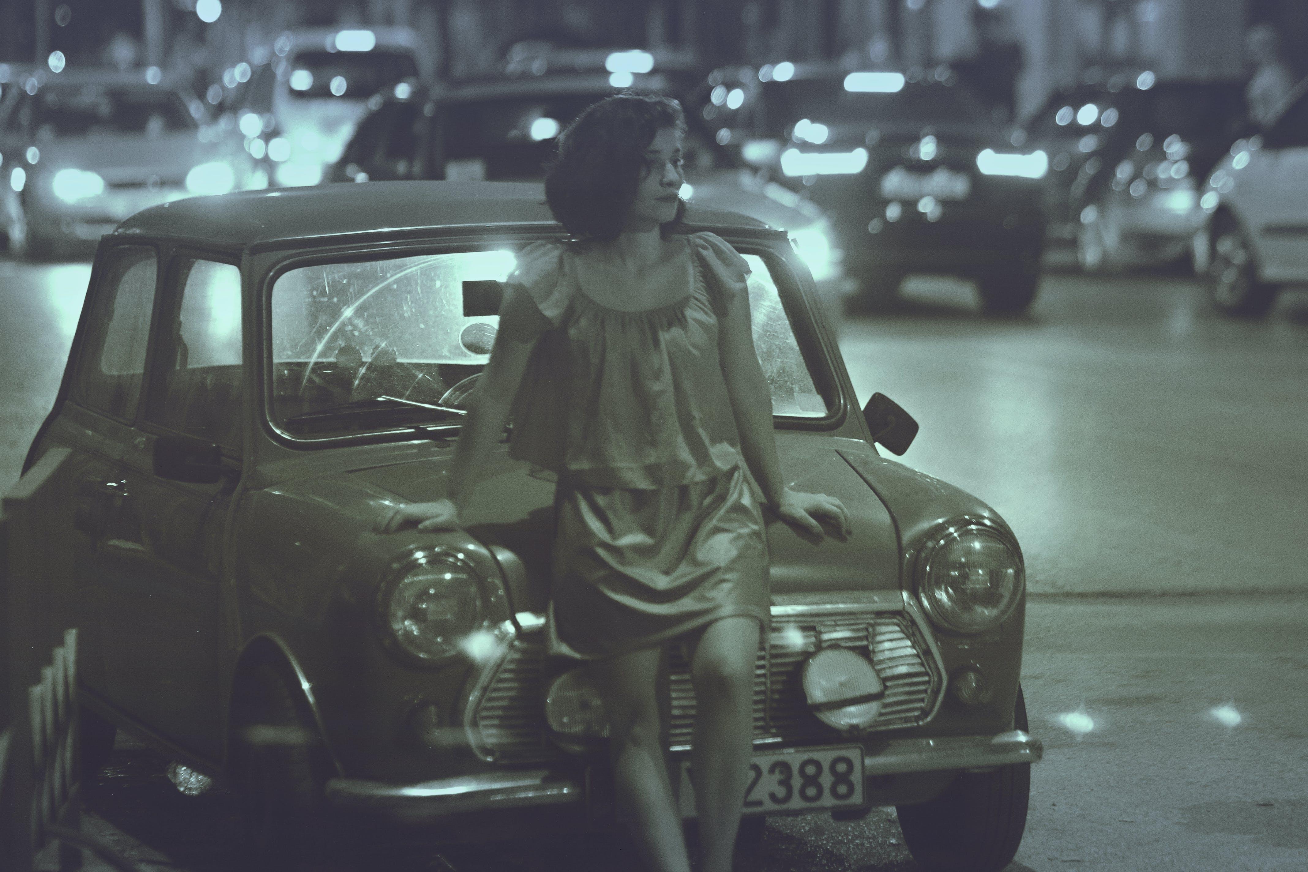 Free stock photo of car, cinematic, city, deep