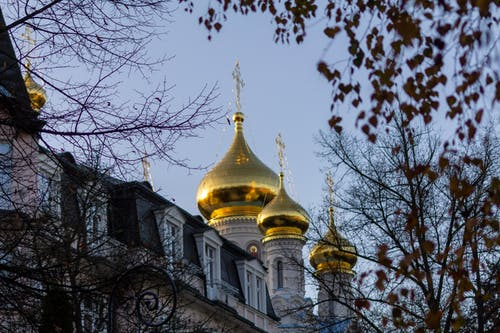 Fotos de stock gratuitas de antiguo, arquitectura, catedral, dorado