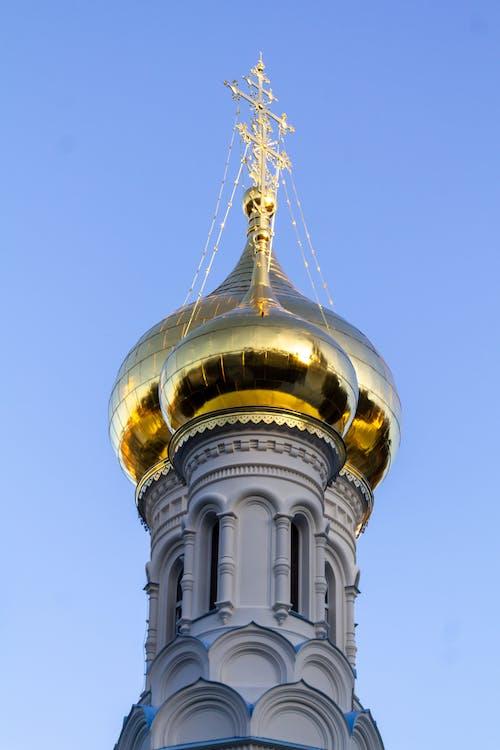 Immagine gratuita di antico, architettura, campanile, cattedrale