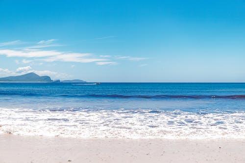 Gratis lagerfoto af bølger, hav, himmel