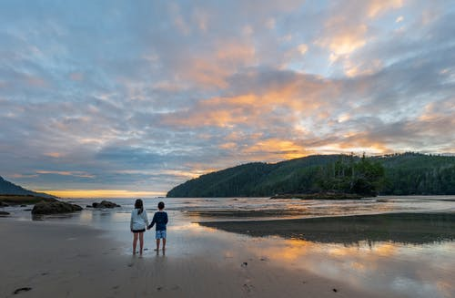不列顛哥倫比亞省, 人, 假期 的 免費圖庫相片