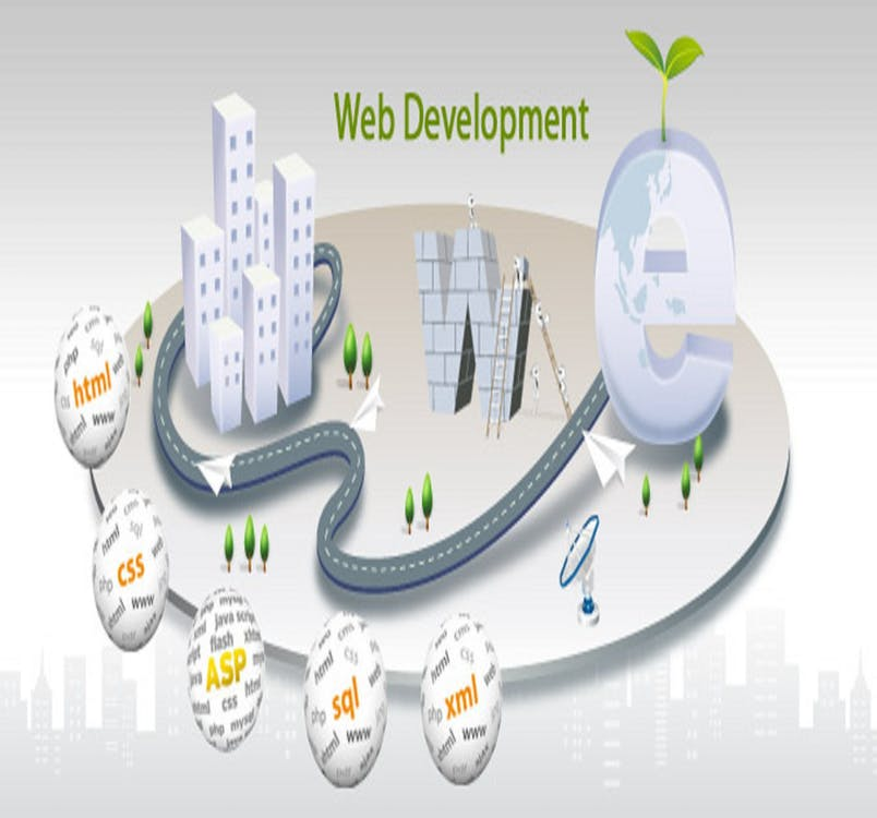 Free stock photo of Web design and development services usa