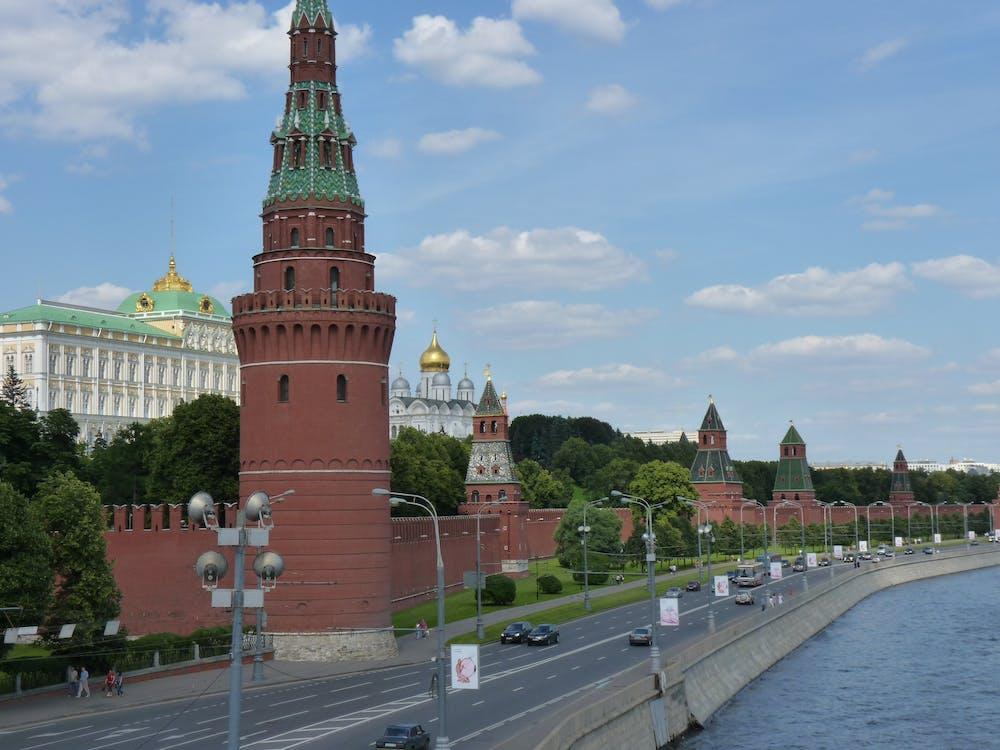 Free stock photo of moscov