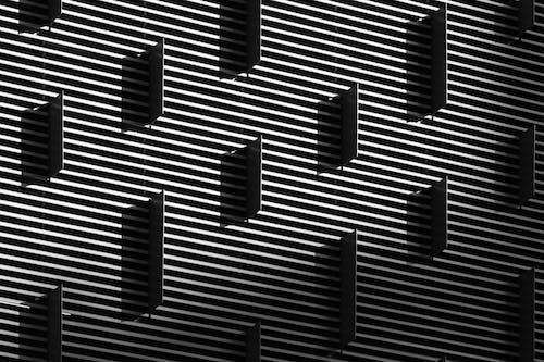Kostnadsfri bild av abstrakt, aluminium, arkitektur, chrome