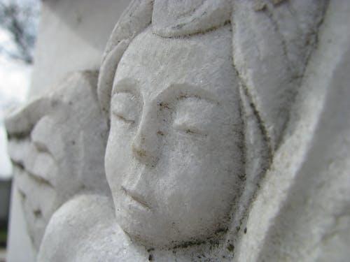Photos gratuites de ange, religieux, sculpture monumentale