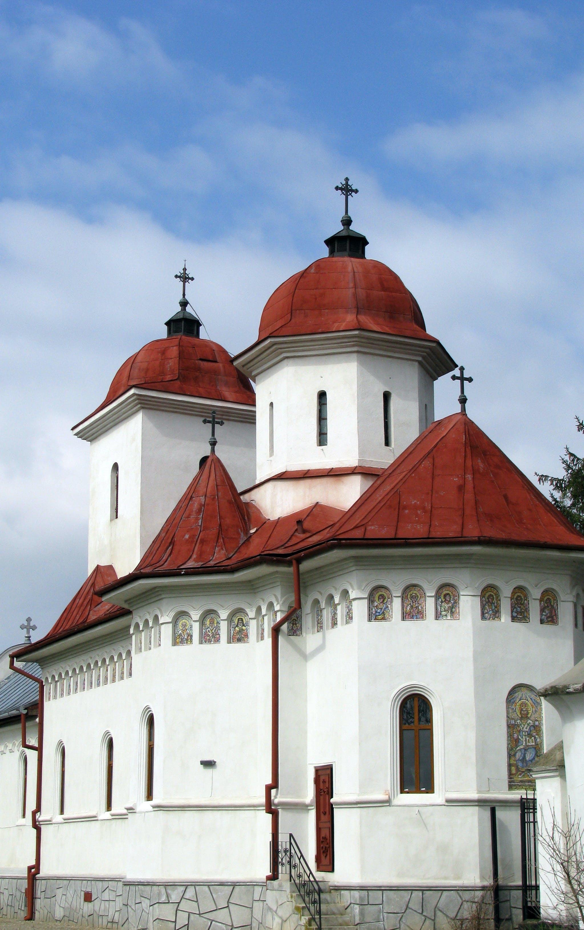 Free stock photo of church building, monastery, religion, saints