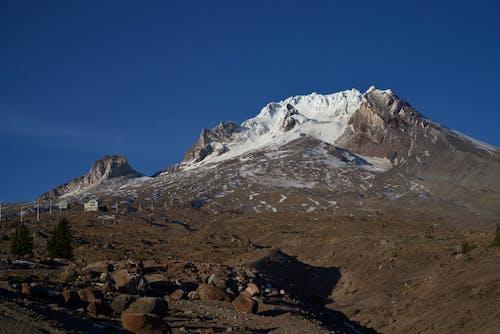 Gratis lagerfoto af alpin, bjerg, blå, chip