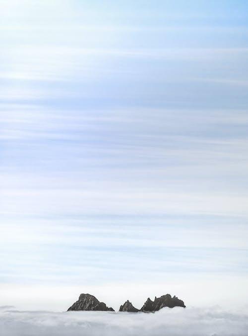サミット, 山岳, 岩, 日光の無料の写真素材