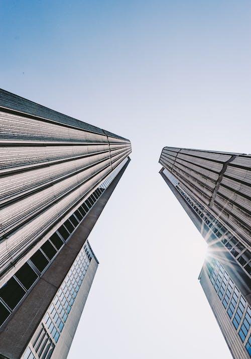 Foto stok gratis Arsitektur, bangunan, cityscape, desain arsitektur
