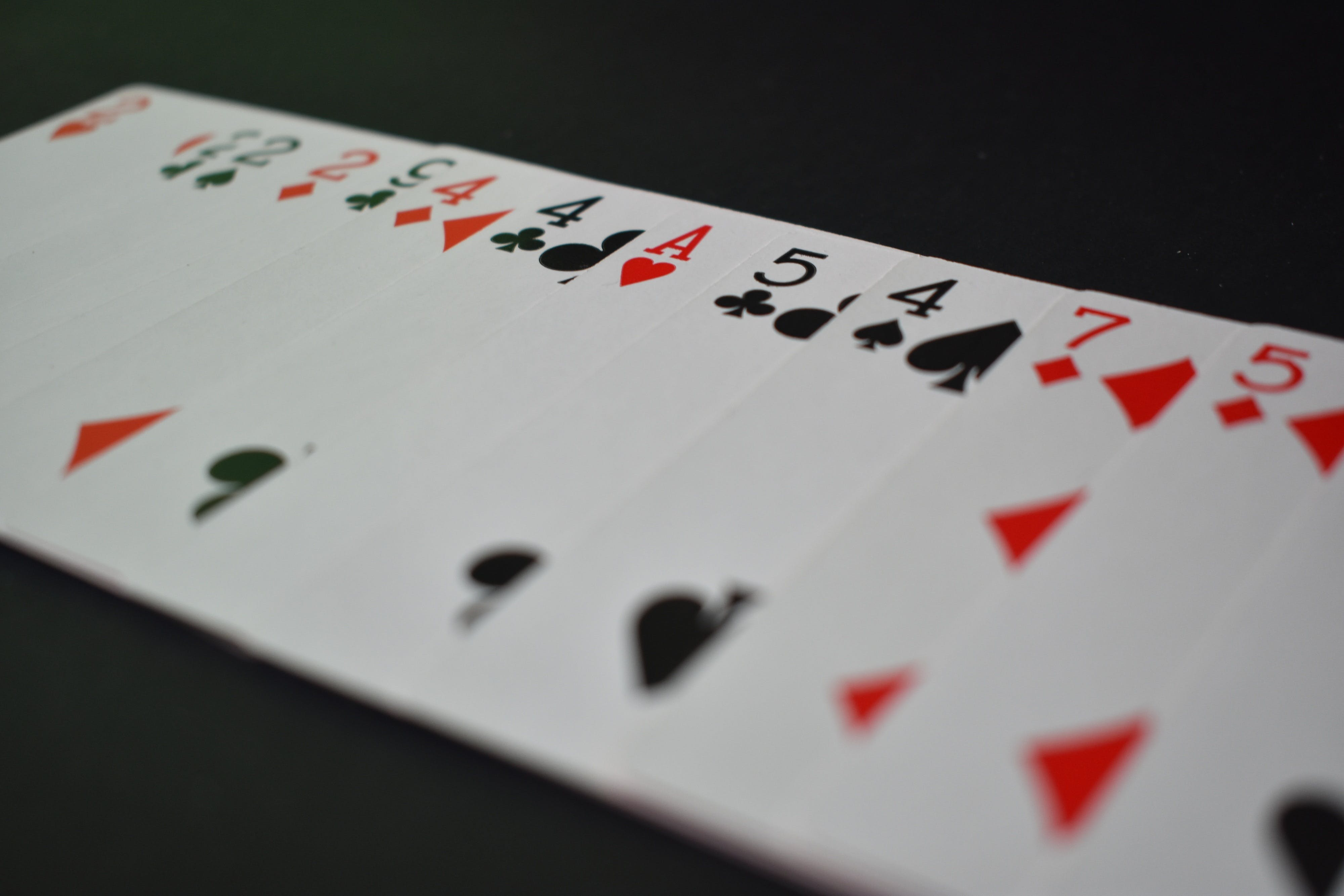 Free stock photo of card, poker, vegas, playing cards
