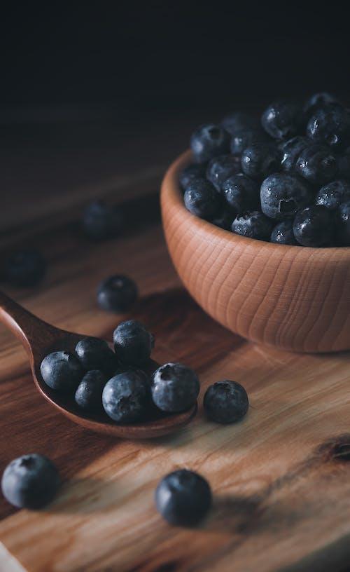 Kostenloses Stock Foto zu blaubeeren, essen, essensfotografie