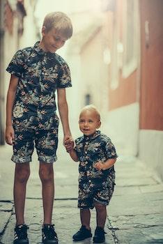 Free stock photo of summer, childhood, boys, boy