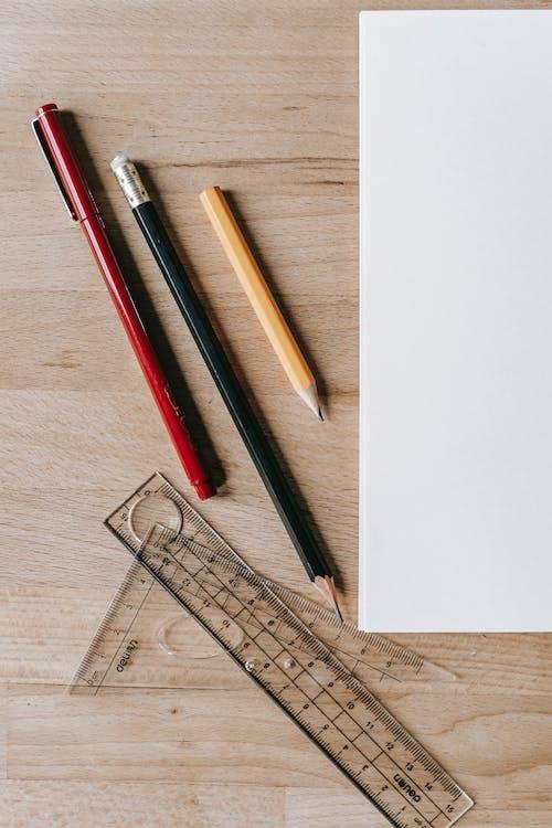 Ingyenes stockfotó asztal, beltéri, ceruza témában