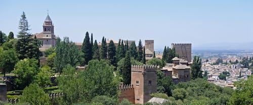 Free stock photo of alhambra
