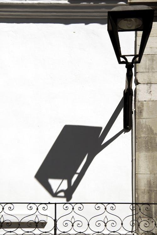 가벼운, 거리, 미니멀리즘, 벽의 무료 스톡 사진