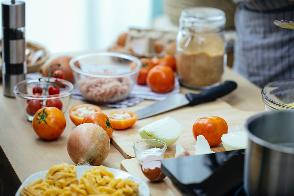 Бесплатное стоковое фото с блюдо, в помещении, вегетарианский