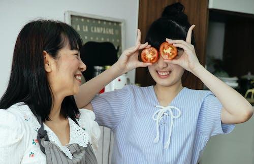 Gratis stockfoto met artikel, Aziatische vrouwen, bereiden, binden